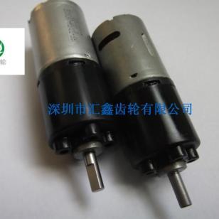 深圳塑胶齿轮加工厂模具加工找汇鑫图片