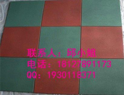 供应株洲橡胶地垫室外幼儿园橡胶地砖