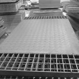 供应振迈波纹复合钢格板/复合沟盖板