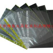 11孔白条袋厂家直销多孔文件袋生产图片