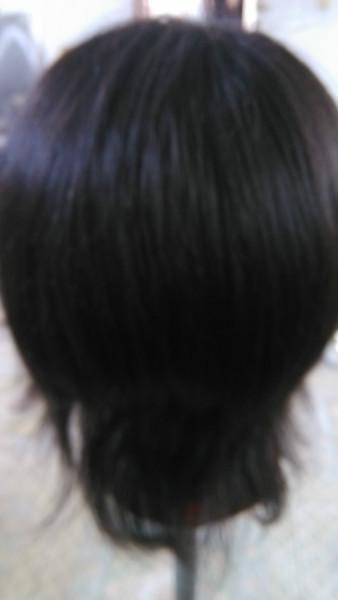 湖南真人发假发头套发块图片/湖南真人发假发头套发块效果图