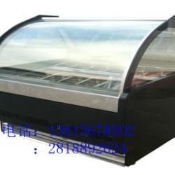 阜陽市北京冰淇淋展示櫃/冷飲保鮮櫃廠家