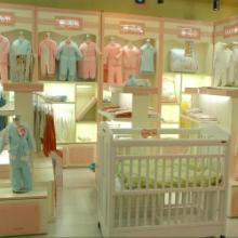 供应长沙童装展示柜,童装中岛柜,长沙服装展柜厂家