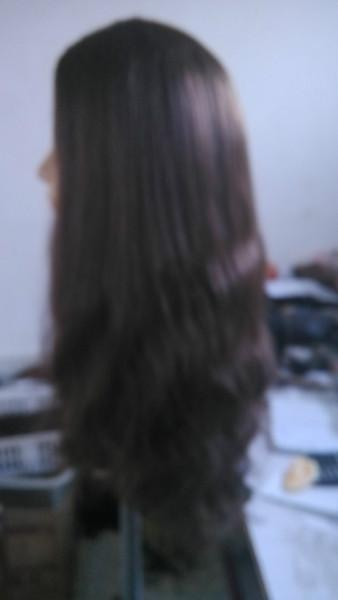 供应江苏真人发假发头套发块,真人发假发头套发块价钱