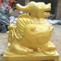 供应貔貅雕塑.铜貔貅.铸铜貔貅生产厂家