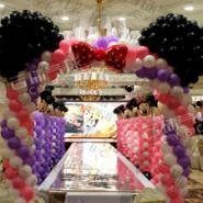 米奇主题百日宴/气球装饰宝宝宴图片
