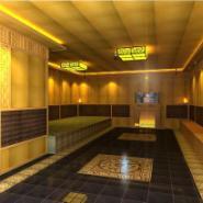 阳江美容养生馆安装纳米汗蒸房图片