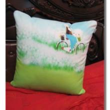供应复古美式沙发护腰靠垫创意抱枕定制个性宜家棉麻抱枕批发