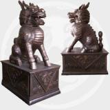 供应铜麒麟能卖多少钱 ,上海铜雕麒麟价格,铜雕麒麟销售厂家
