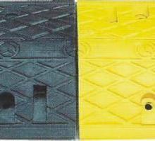 嘉祥县铸钢减速带铸钢道路缓冲带铸钢减速块