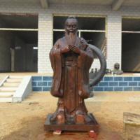 供应孔子雕塑.铸铜孔子.大型铜孔子生产厂家