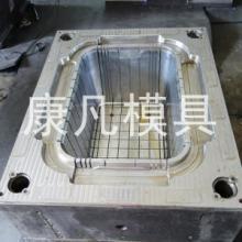 供应塑料筐子模具周转箱模具