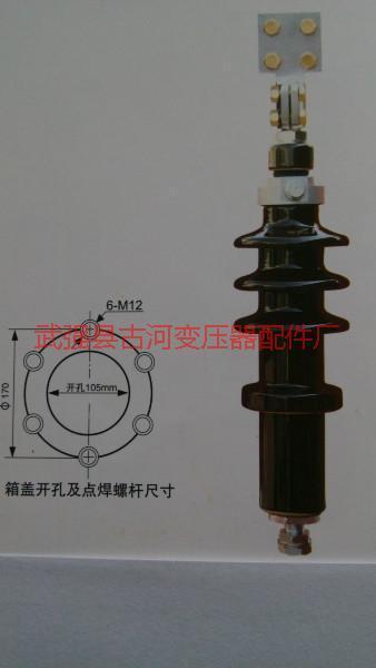 供应紫铜Φ24×525导电杆