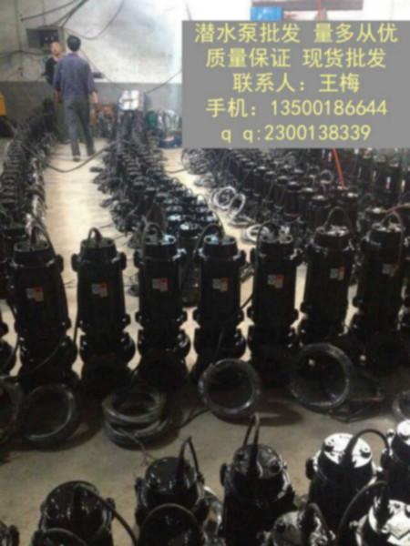 供应四级电机22kw潜污泵 四极电机22kw潜污泵厂家直销质量保证
