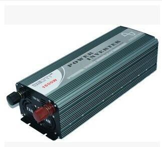 供应太阳能逆变器专业销售 大功率12V1500W纯正大功率太阳能逆变器