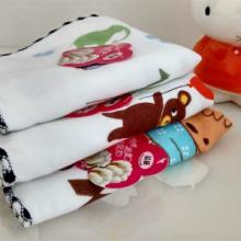 供应厂家直销纯棉卡通毛巾可爱卡通童巾批发