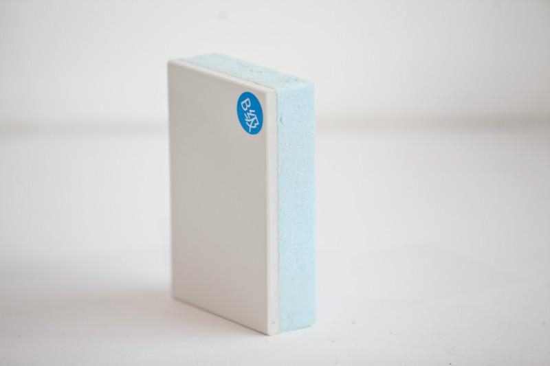 供应圣达氟碳挤塑保温装饰一体板图片