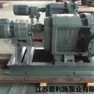 PLST型凸轮式双转子泵图片