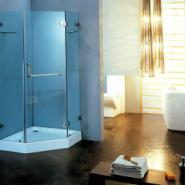 卫生间钢化玻璃图片