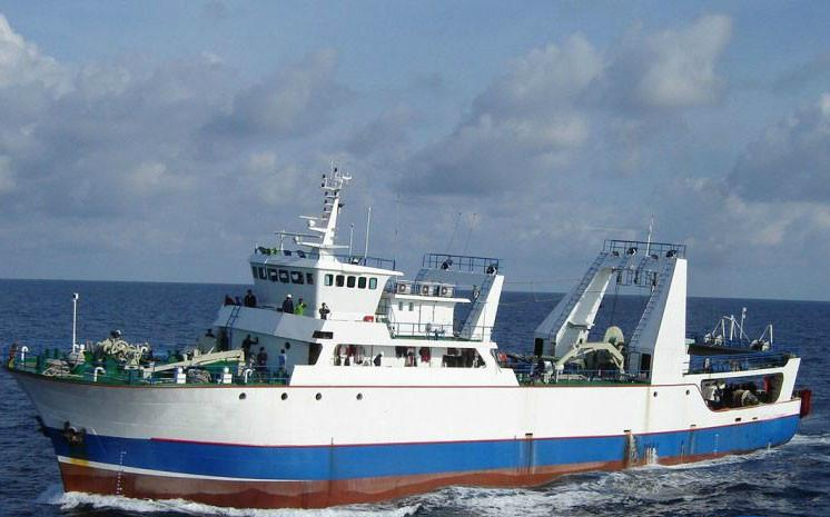 远洋渔船价格面议图片 周口申华渔船造船厂