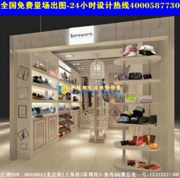 无锡20平鞋店鞋子摆放图欧式个性鞋店装修图高清图片