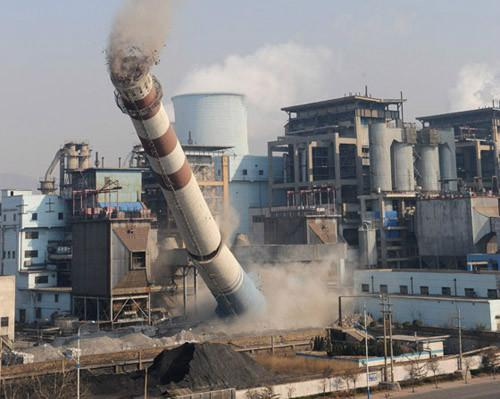 供应长沙烟囱人工拆除,长沙烟囱拆除增高施工队,长沙烟囱拆除公司