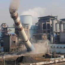 供应广州砖烟囱拆除,哪里拆除烟囱最好?