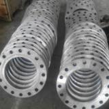 供应普通口径管道用法兰对焊及平焊 管道通用法兰