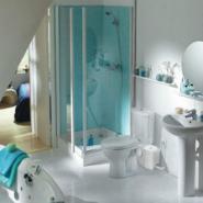 家庭卫生间装修卫生间安装淋浴房图片