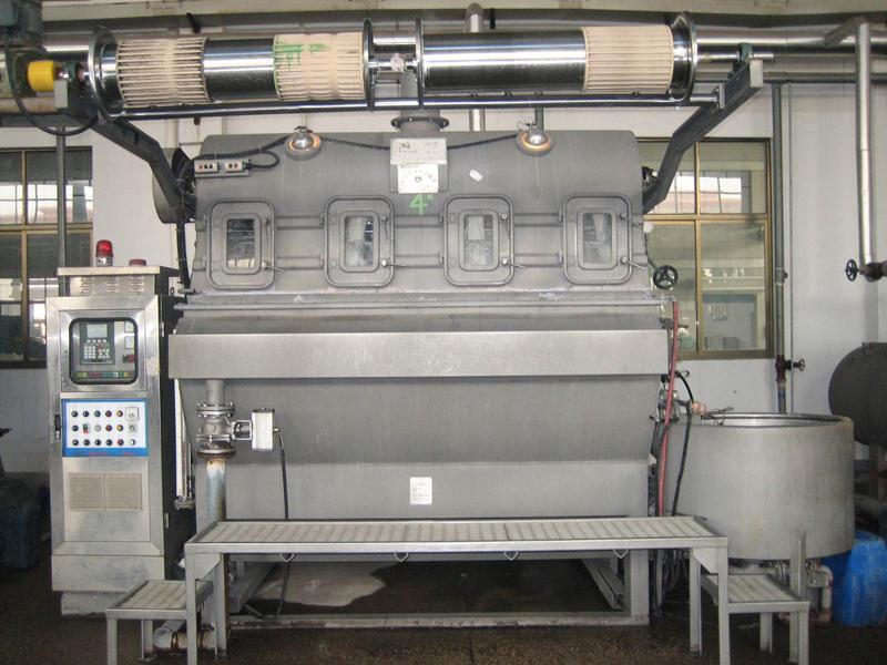 染色机报价【推荐】洪顺印染机械常温常压溢流染色机哶
