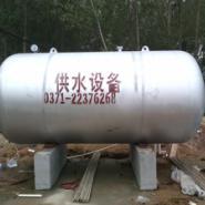 驻马店10吨20吨30吨无塔供水压力罐图片