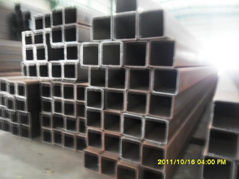 供应用于车桥加工的包头16mn低合金无缝方管150*150*16