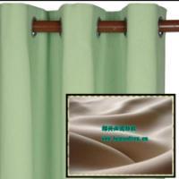 供应用于公共场所窗帘的100涤纶阻燃遮光面料