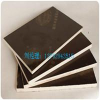 板材厂直销一次成型杨木芯建筑模板图片