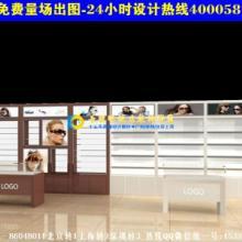 供应商场眼镜店展示货柜CN34创意眼镜店装修效果图风格AN5