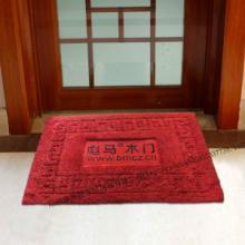 供应太原市入户门家居门广告垫地毯订做批发