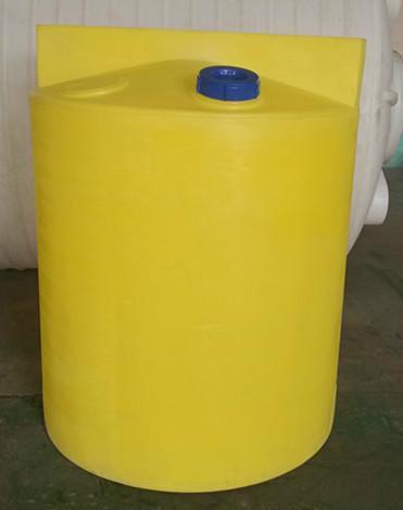 供应【厂家直销】500L搅拌桶/500LPE加药箱/500L塑料