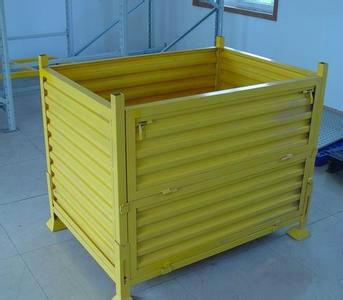 供应周转箱物流周转箱钢制周转箱