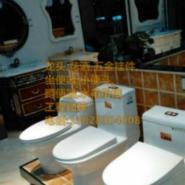 马桶厂家贴牌卫浴质比科勒马桶图片