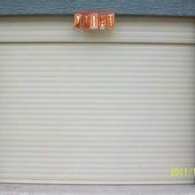 供应电动铝合金卷帘门窗图片