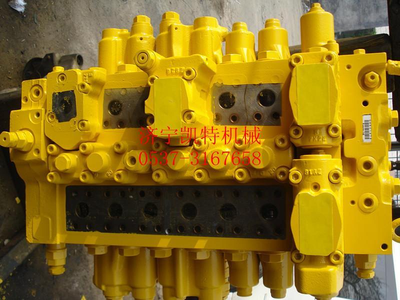 供应小松纯正pc300-7分配阀 挖掘机配件图片