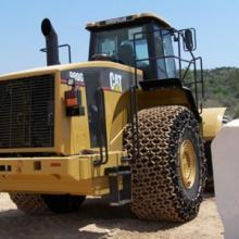 供应轮胎保护链统威20钢铁厂专用型轮胎防滑链批发