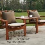 供应木制户外家具,实木户外家具,户外休闲桌椅