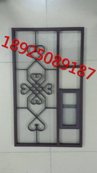 供应广东铝窗花厂,铝窗花厂 铝合金窗花加防蚊纱窗护栏厂家直销