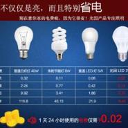 LED球泡灯外壳专用散热材料优劣图片