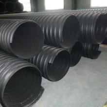 供应新乡增强钢带管厂家,高强度钢带增强,钢带增强缠绕排水管