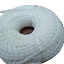 供应高耐磨螺旋胶管保护套
