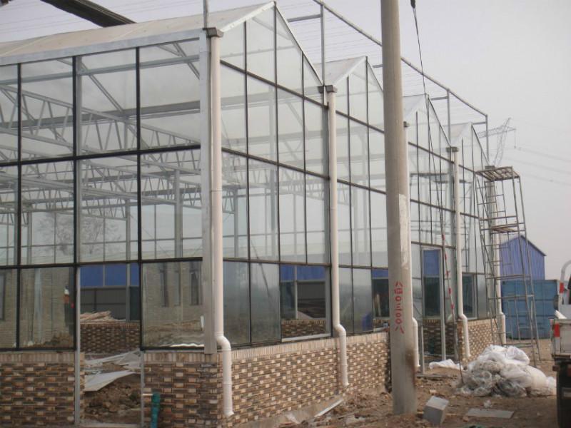 供应山西玻璃温室大棚 农业温室大棚 智能温室大棚 阳光板温室