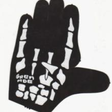 供应山东手套硅胶胶浆丝印加工/山东手套滴胶防滑印刷加工工厂