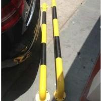 深圳U型钢管挡车杆  厂区车轮挡